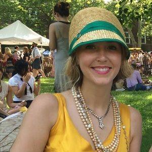 Limited Edition Eugenia Kim Straw Hat